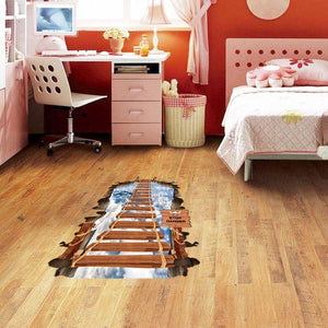 3D Wall / Floor Decals Home Decoration 3D Wall Stickers Wall Art Decal 05