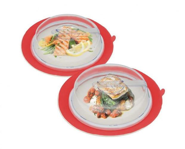 Plate Toppers - Set Of 2
