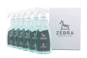 ZEBRA MULTI (6x750ml)