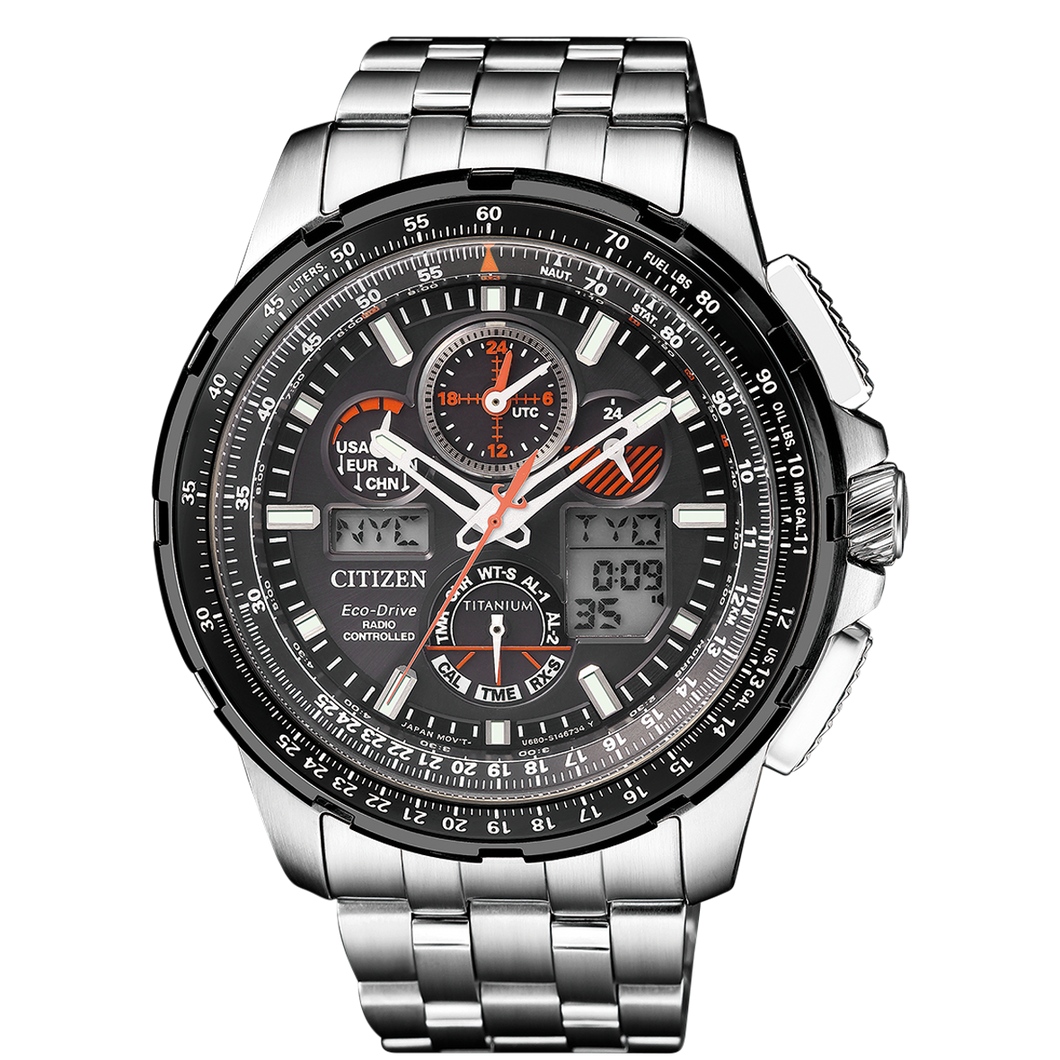 Citizen Promaster Sky - Caliber U680