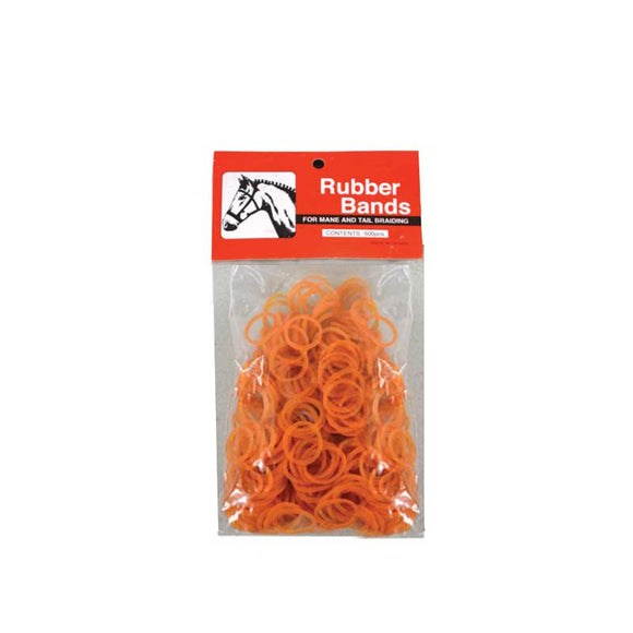 Partrade Rubber Braid Bands- 500 Pack