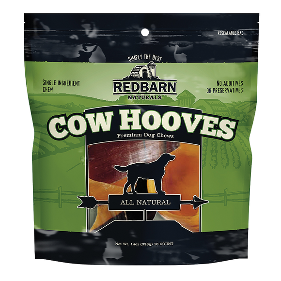 Redbarn Naturals Cow Hooves Dog Chews