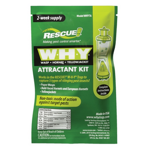RESCUE WHY TRAP ATTRACTANT KIT