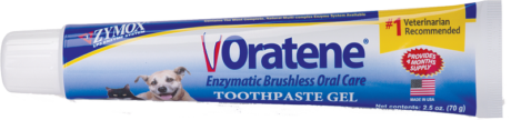 Zymox Oratene® Brushless Toothpaste Gel