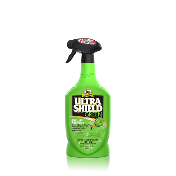 Absorbine UltraShield Green Natural Fly Repellent
