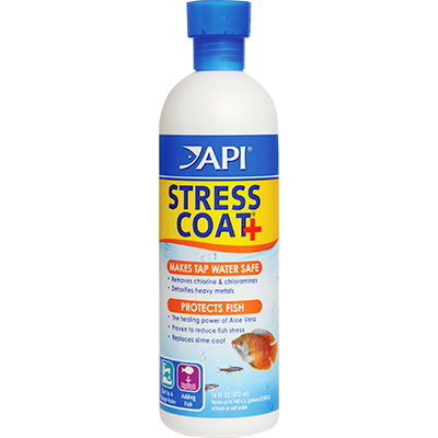 API Stress Coat 16 oz