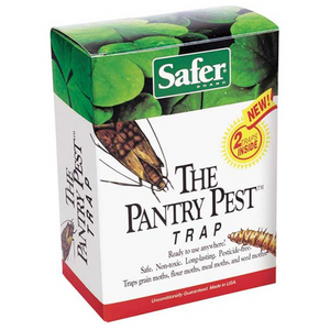 SAFER PANTRY PEST TRAP WITH LURE