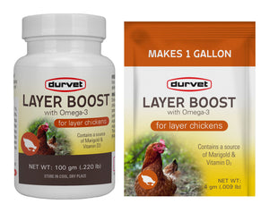 Durvet Layer Boost with Omega-3