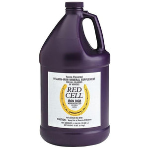 Horse Health Products Red Cell Liquid Iron Supplement For Horses
