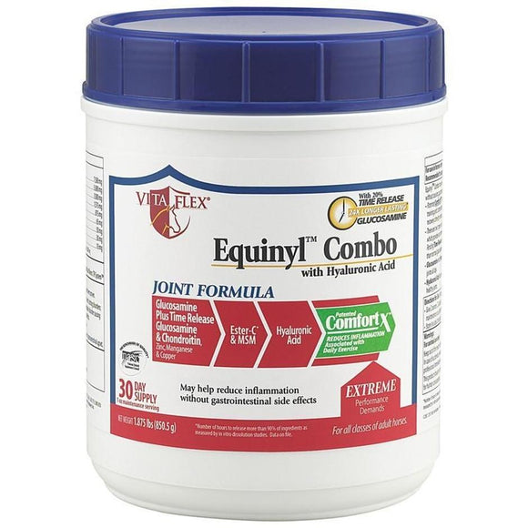 VITA FLEX EQUINYL COMBO W/HYALURONIC ACID FOR HORSE JOINTS