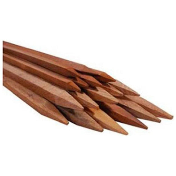 PACKAGED HARDWOOD STAKES
