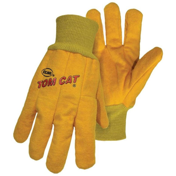 Tom Cat Chore Glove With Flexible Knit Wrist
