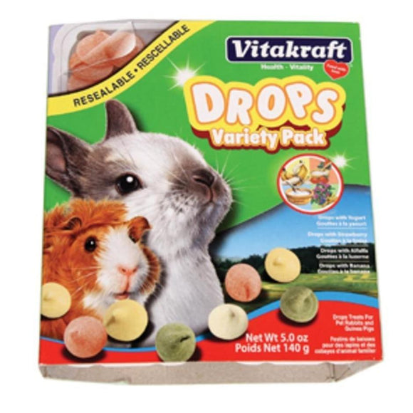 DROPS VARIETY PACK - GUINEA PIG/RABBIT