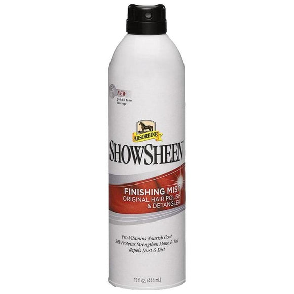 ABSORBINE SHOWSHEEN FINISHING MIST SPRAY