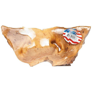 NATURE'S OWN PET CHEWS USA MOO MASK BEEF DOG CHEW