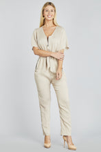 Load image into Gallery viewer, Zip Front Jumpsuit