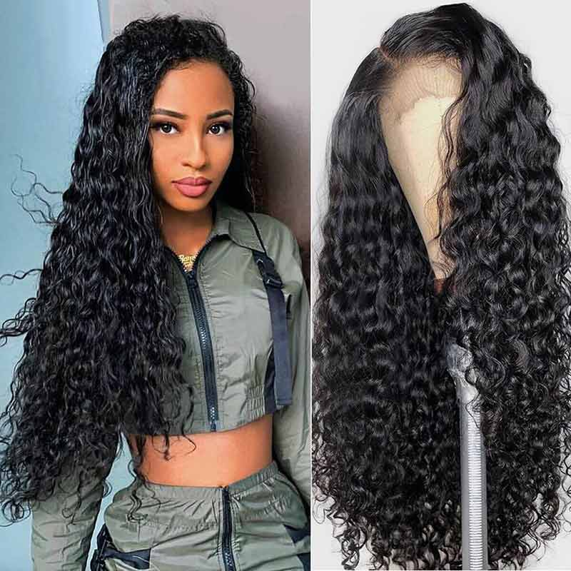 Pre-plucked-13x4-Lace-Front-Wigs