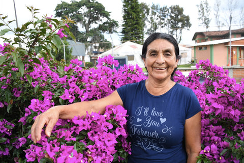 50 Amigas coffee grower women colombia empowerment gender equality indiegrow