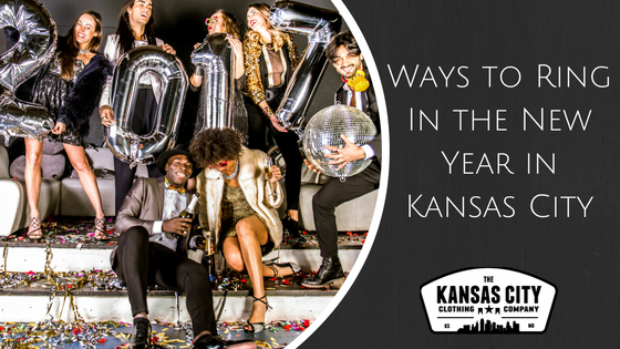 Ways to Ring In the New Year in Kansas City