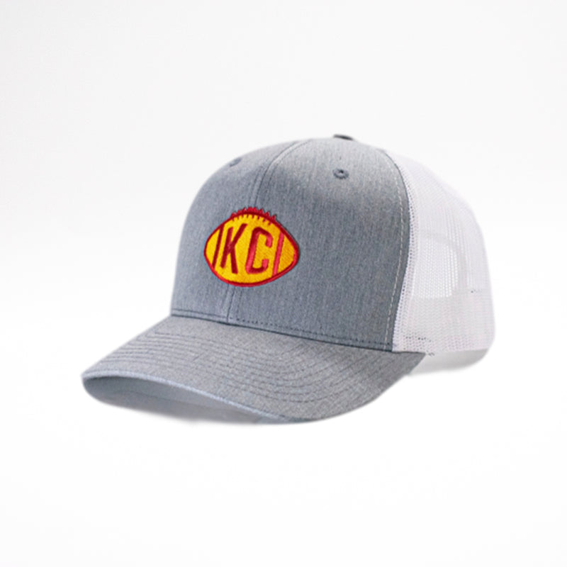 KC Football Trucker