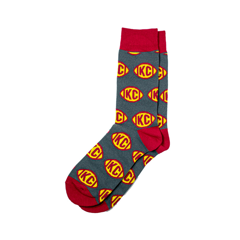 KC Football Socks