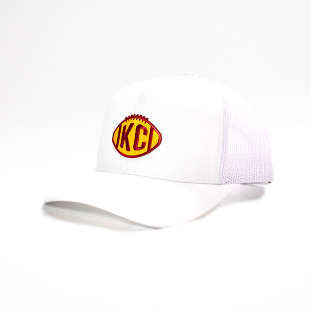 KC Football Trucker Hat
