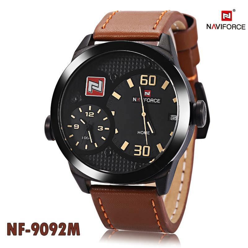 Watches - NF9092M Brown Watch