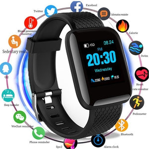 WATCHES -  D13 Multi Sports Fitness Tracker Smart Watch