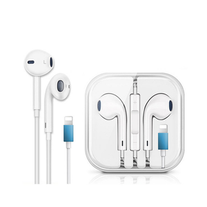 Mobile Accessories - EarPods with Lightning Connector In Ear Earphone