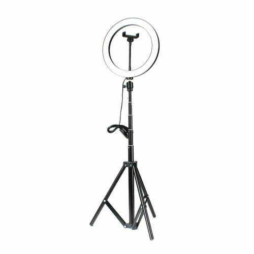 HOUSEHOLD - 26CM Ring Fill Light Lamp Youtube Video Live With Tripod Stand