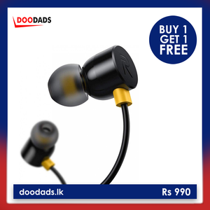 BUY 1 GET 1 FREE - Earphone R11