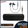 COMBO PACK - COMBO PACK - 2 IN 1 COMBO -Earphone  & Bluetooth Speaker