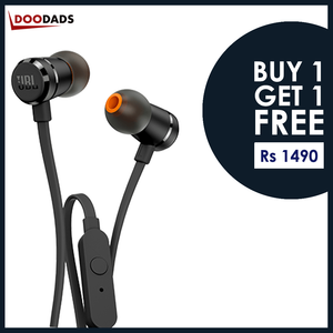 BUY 1 GET 1 FREE - Earphone