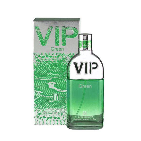 VIP FOR MEN PERFUME GREEN