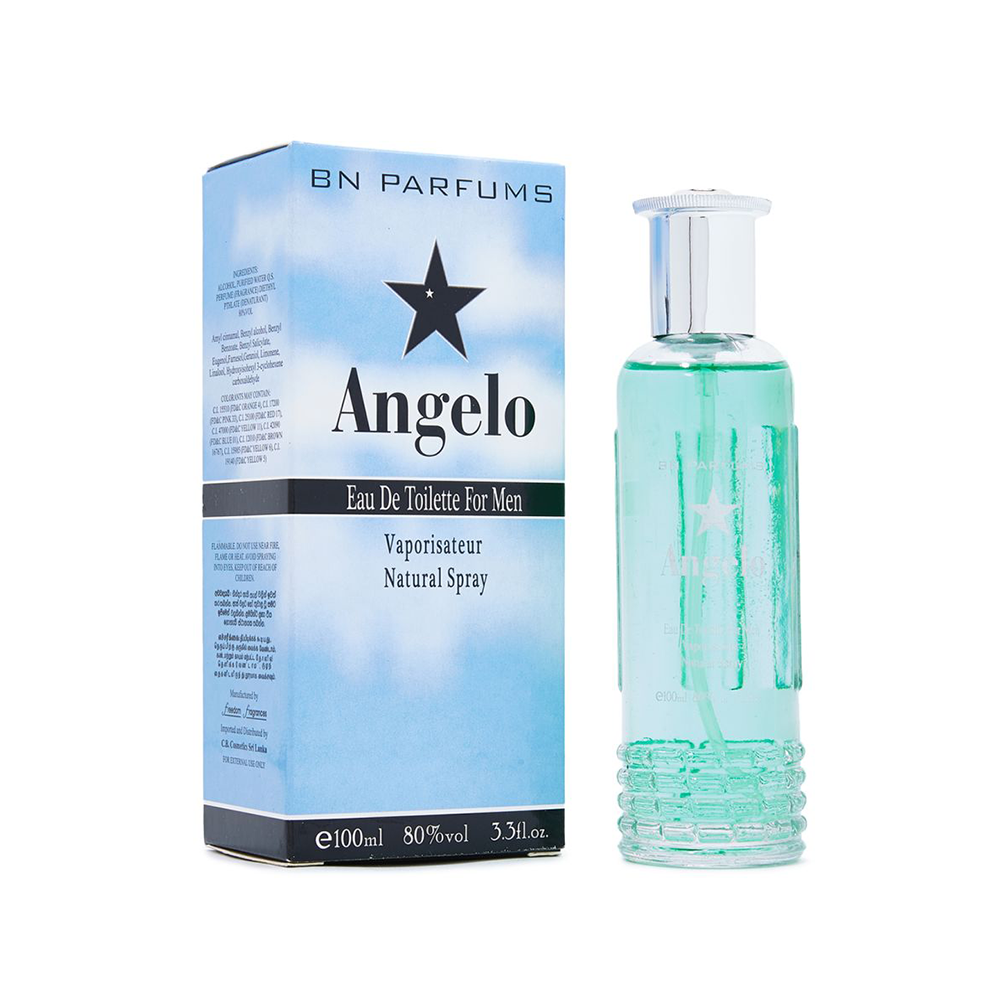 Perfumes - Angelo Men Perfume 100ml