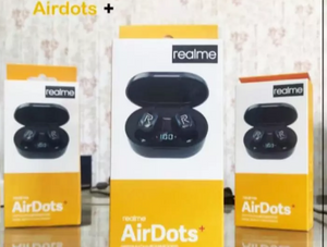 Mobile Accessories -  Realme Airdots plusBluetooth Earphone Airpod