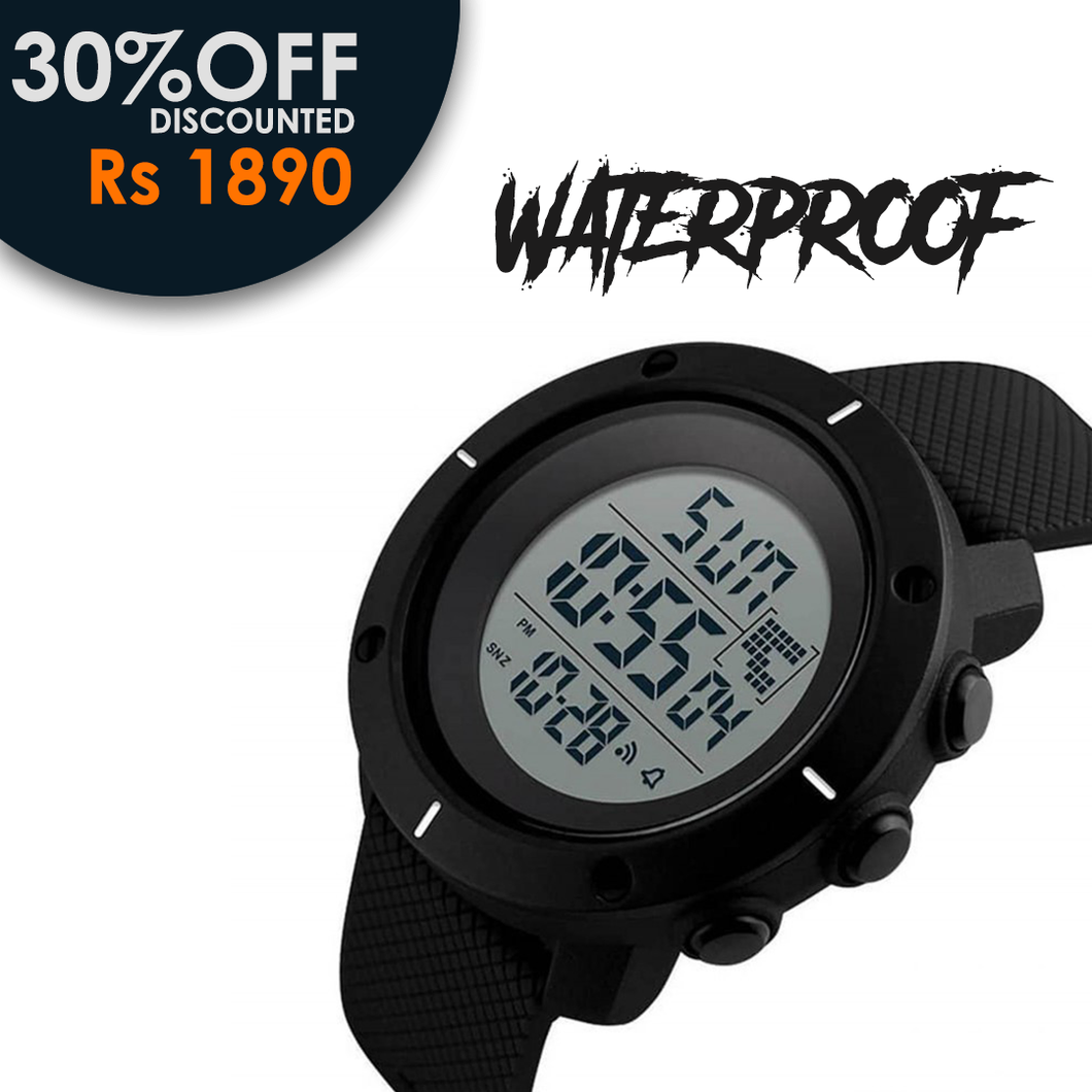 Watch - Waterproof Watch