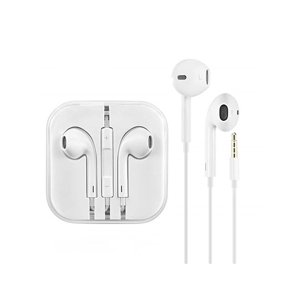 Mobile Accessories - EarPods in ear Earphone with mic