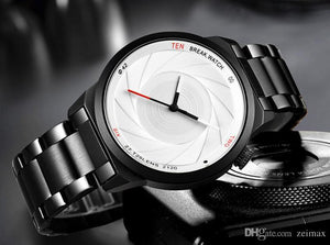 Watch - Mens BRK White Watch