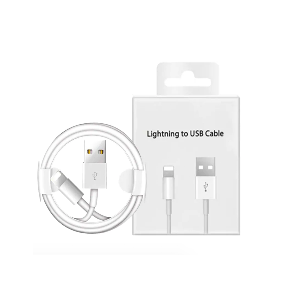 Mobile Accessories - USB Data Charging Cable for iPhone 7 8 6 6S Plus X XR XS 11 Pro Max 5 5S Phone Charger Cables - 2m