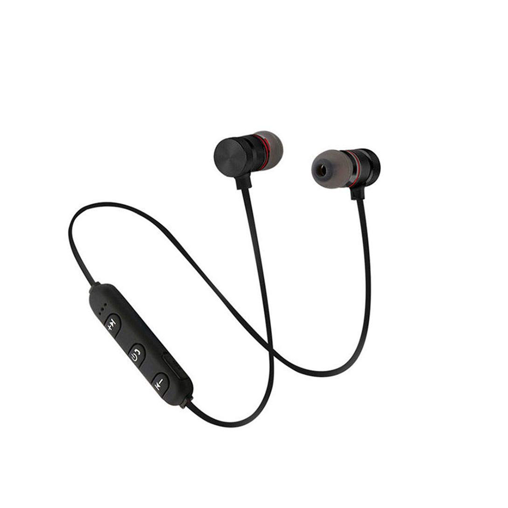 Mobile Accessories - Magnetic Wireless Bluetooth Earphone