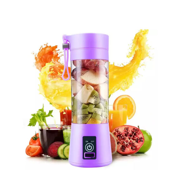 HOUSEHOLD - Portable Juicer/Electric Blender/USB Rechargeable