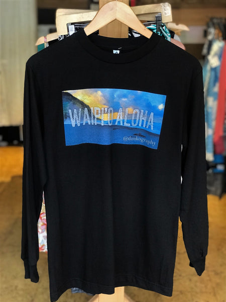 Waipi'o Aloha Sunset Long Sleeve