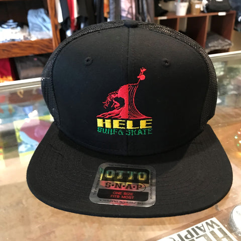 Hele OG Logo Embroidered Trucker Hat