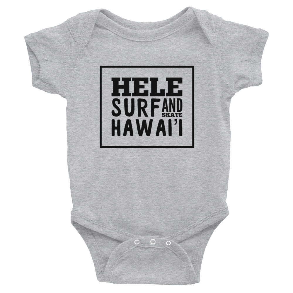 HELE baby onesie ***EXCLUSIVE ONLINE ONLY***