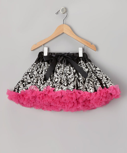 Damask Pettiskirt