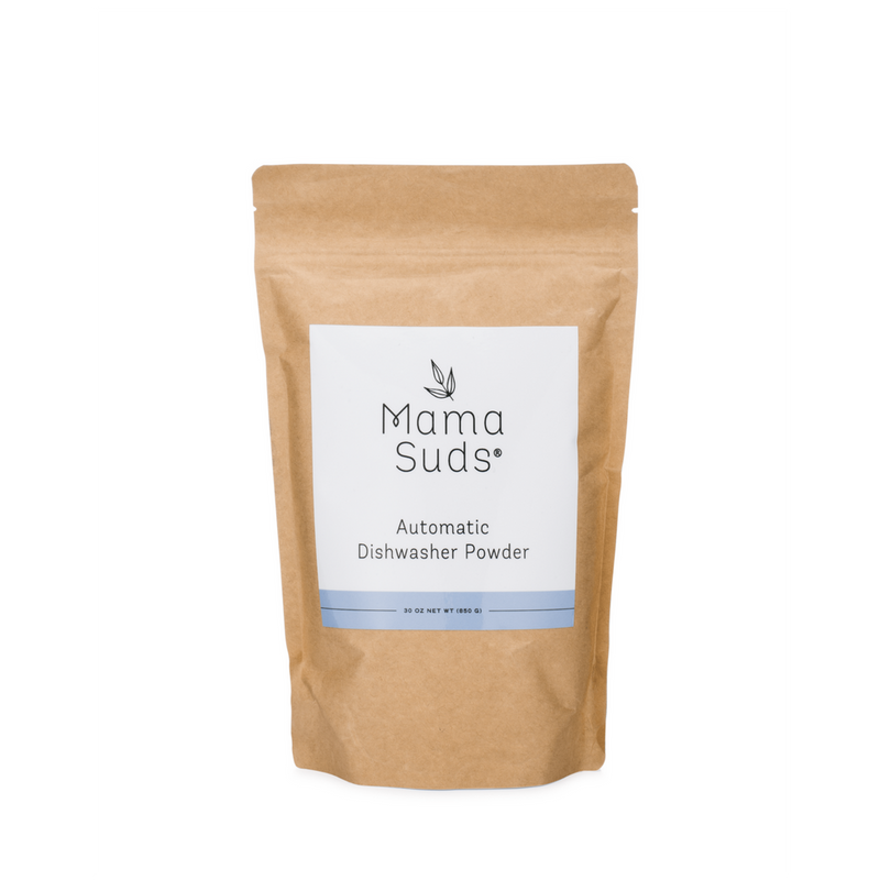 Automatic Dishwasher Powder | Mama Suds