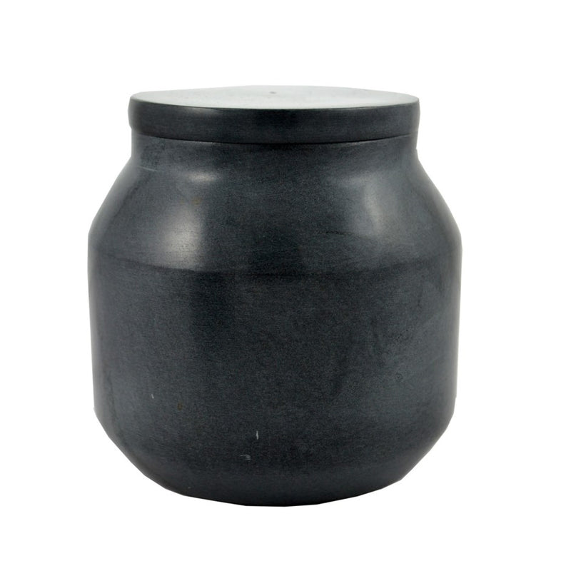Soapstone Canister | Large