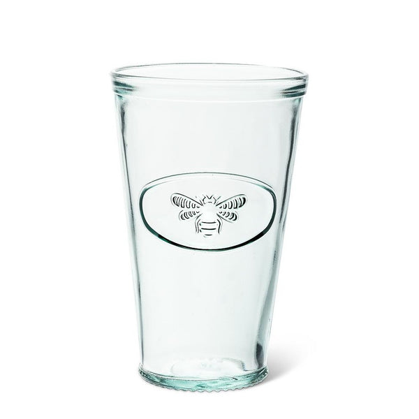 Tall Bee Crest Tumbler