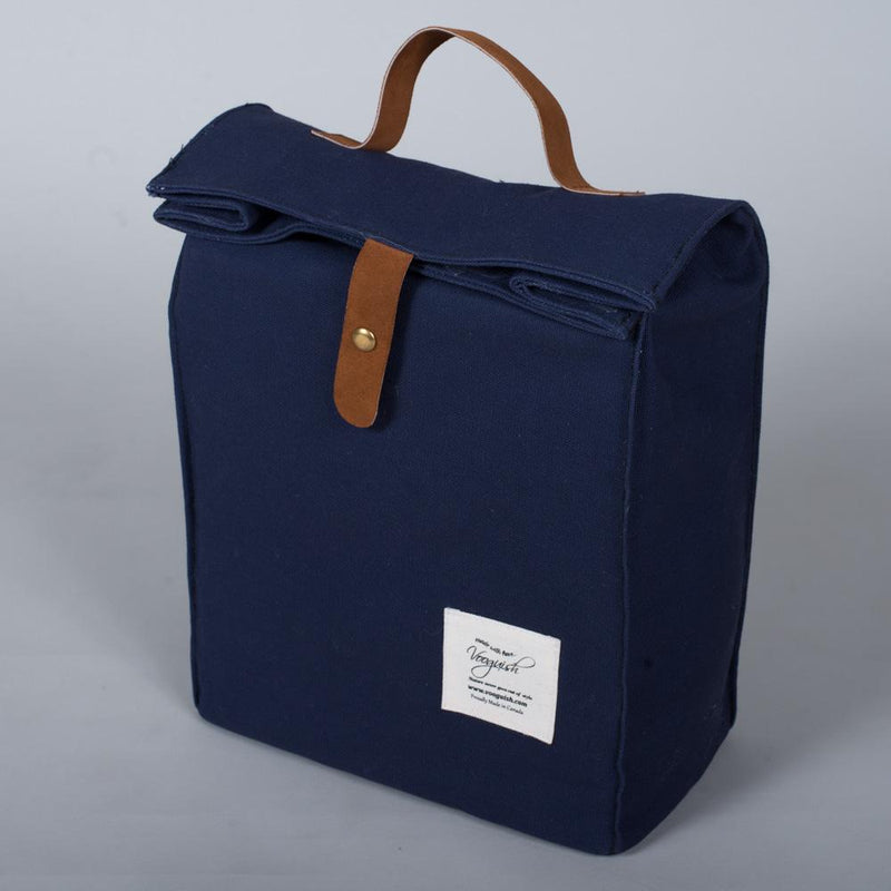 Jean Insulated Lunch Bag